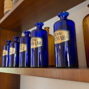 Behandlunsraum Hof-Parfümerie
